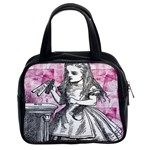 Drink Me Classic Handbag (Two Sides) from Manda s Macabre Front