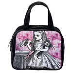 Drink Me Classic Handbag (Two Sides) from Manda s Macabre Back