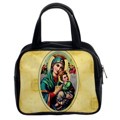 Mother Mary Classic Handbag (Two Sides) from Manda s Macabre Front