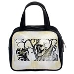 Death Eating Classic Handbag (Two Sides) from Manda s Macabre Front