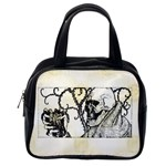 Death Eating Classic Handbag (Two Sides) from Manda s Macabre Back