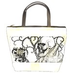 Death Eating Bucket Bag from Manda s Macabre Front