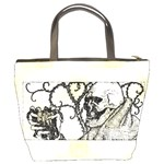 Death Eating Bucket Bag from Manda s Macabre Back