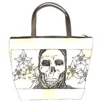 Death Flowers Bucket Bag from Manda s Macabre Back