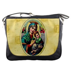 Mother Mary Messenger Bag from Manda s Macabre Front