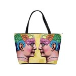 Phrenology Classic Shoulder Handbag from Manda s Macabre Front