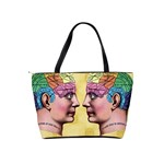 Phrenology Classic Shoulder Handbag from Manda s Macabre Back
