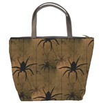 Spiders Bucket Bag from Manda s Macabre Back