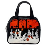 Halloween Vintage Classic Handbag (Two Sides) from Manda s Macabre Back