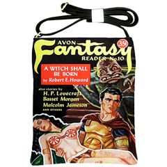 Avon Fantasy Reader Shoulder Sling Bag from Manda s Macabre Front