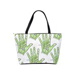 Palmistry Classic Shoulder Handbag from Manda s Macabre Back
