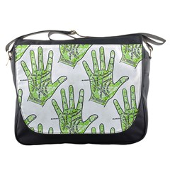 Palmistry Messenger Bag from Manda s Macabre Front