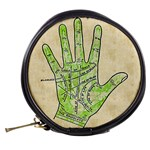 Palmistry Mini Makeup Bag from Manda s Macabre Back