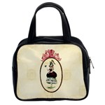 The Female Eye Classic Handbag (Two Sides) from Manda s Macabre Front
