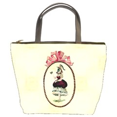The Female Eye Bucket Bag from Manda s Macabre Front